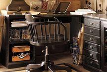 Dream home: study / by Desirée Boom