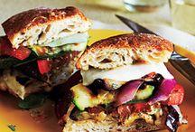 Sandwiches / by Nancy Allen
