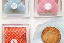 cookie wedding favors / by Connecticut Cookie Company®
