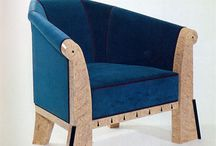Furnitures designed by architects / Furnitures designed by architects