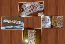 Zelfgemaakt Recycled cradle to cradle: tassen van plastic zakjes