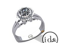 i do Wedding Ring Collection / i do wedding rings exclusively at Medlars Jewelry
