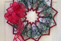 ORIGAMI  , Ford And Stirch Wreath