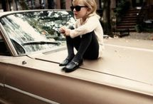 Sunnies! Sunglasses for kids / Sunglasses are always chic! Check out shapes, styles and ways to wear them!