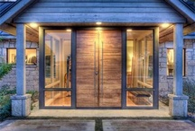 Doors / They're the way into your dream home!