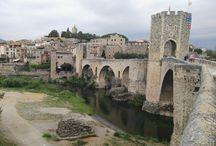 Ruta por la Girona Medieval(Besalú) / Besalú