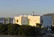 Villa Frosini, Paros, Cyclades