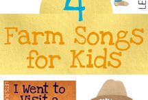 Library Storytime - Farm Animals