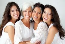 Generation of Women Portrait Shoot / Inspiration for generational women's portrait photo shoot.