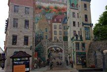 Quebec City/Montreal