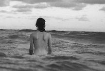 Beach, Lake, Life