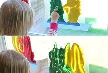 Barvy sklo