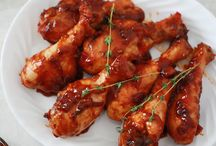 Wings and Drumsticks