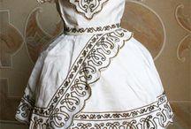 1850-1865 Krynolina DZIECI