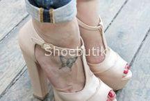 Platform Ayakkabılar / Platform Topuk Ayakkabılar