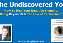 The Undiscovered You Inspirational Slide Book / The Undiscovered You slide book discloses keyword quote posters of inspiration. It's purpose for you to extract wisdom and positive energy to apply to your daily moments. Use each slide of content to improve the quality of your thoughts, your mind, and your life.