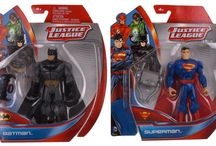 DC Comics / Anything DC Comics related - could be comic books, toys or collectible characters.