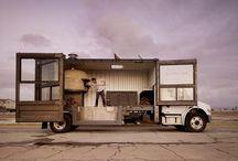 Food Trucks / Pop Up Cafes