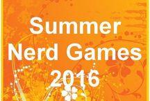 Summer Nerd Games 2016