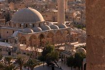 Syrie - Aleppo /  Damas - Bosra -