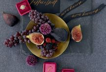 Paleta kolorów - jedzenie