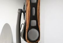 Loudspeakers - ideas, designs / knowledge how to biuld and how to make it a piece of art :)