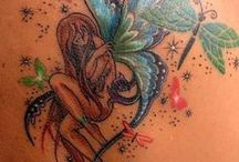 Fairies Tattoo