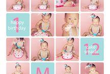 Islas 1st Birthday