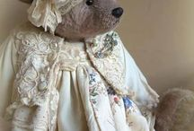 Teddies and treasured toys