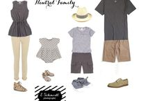 Shooting outfit family idea