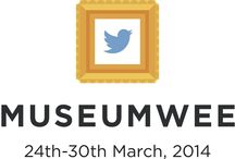 #MuseumWeek / From March 24-30, museums across Europe will be taking part in the first ever #MuseumWeek. You can follow all participating museums across UK, France, Spain and Italy on these discover pages, and join the conversation by tweeting #MuseumWeek.