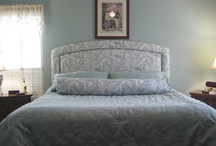 Headboard shapes and styles