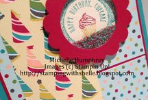 Stampin' Up Inspiration  / by Candice Homa-Skelton