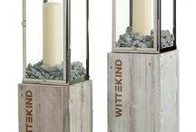 WITTEKIND Windlichter 2er Set / Sie mögen Kerzenschein und möchten Ihren Garten, Wintergarten, Balkon oder Ihre Terrasse stil- und stimmungsvoll beleuchten? Schaffen Sie für Gartenpartys oder romantische Abende zu zweit ein gemütliches Ambiente mit dem WITTEKIND Windlichter 2er Set und entspannen Sie mit dem beruhigenden Flackern von echtem Kerzenlicht.