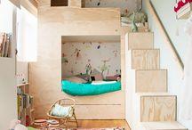 malý pokoj / interiér