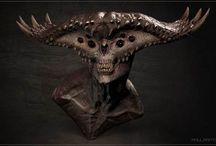 Raul Ramos: Creature Design & Illustration