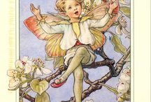 Flower-Fairie,s [ Cicely Mary Barker ] / Cecile Mary Parker