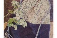 CUYA fabrics / Self Made Bags
