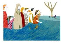 illustration inspiration / by Julia Freund