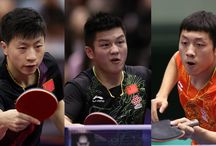 ma long table tennis