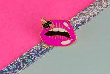 P I N  M E  B A B Y / hard enamel pins, lapel pins, flair