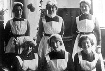 nursing in britain over the years