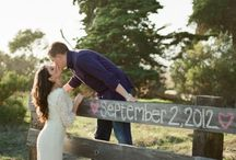 engagement picture ideas / by Kelly Valenzuela