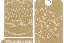 Christmas printables / by Vanessa Brinon