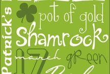 St. Patricks / by Stems Florist