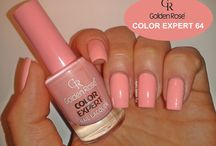 Lakiery Golden Rose Color Expert