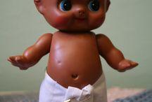 Kewpie / Rubber Doll