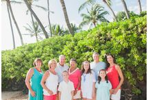 What to Wear for Beach Portraits - Large Group