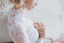 "Коллекция ""Valentino"" / Makeup&hair for brides by Websalon Wedding Photo by Liliya Fadeeva"