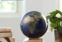 Mova Globes / Self Rotating Globes perfect for the home or office